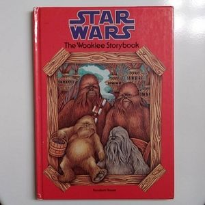 Star Wars The Wookiee Storybook